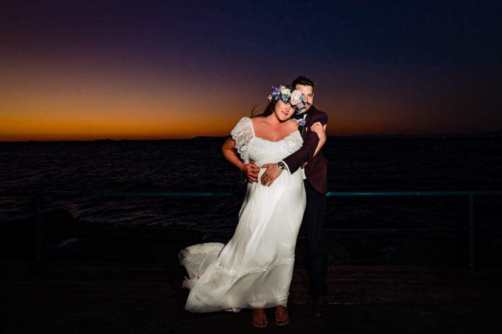 Italy destination wedding in Sorrento on the Amalfi coast